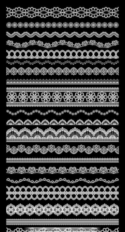 白色花纹 华丽 线条 古典 传统 底纹 欧式花边 布料 布纹 图案 窗帘