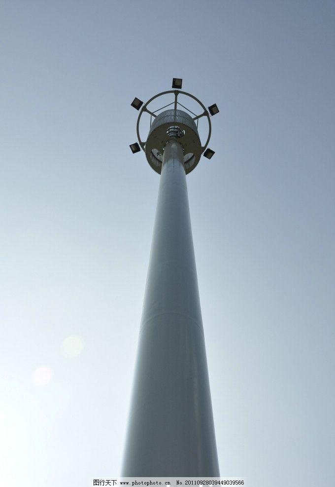 电信塔 建筑摄影 信号塔