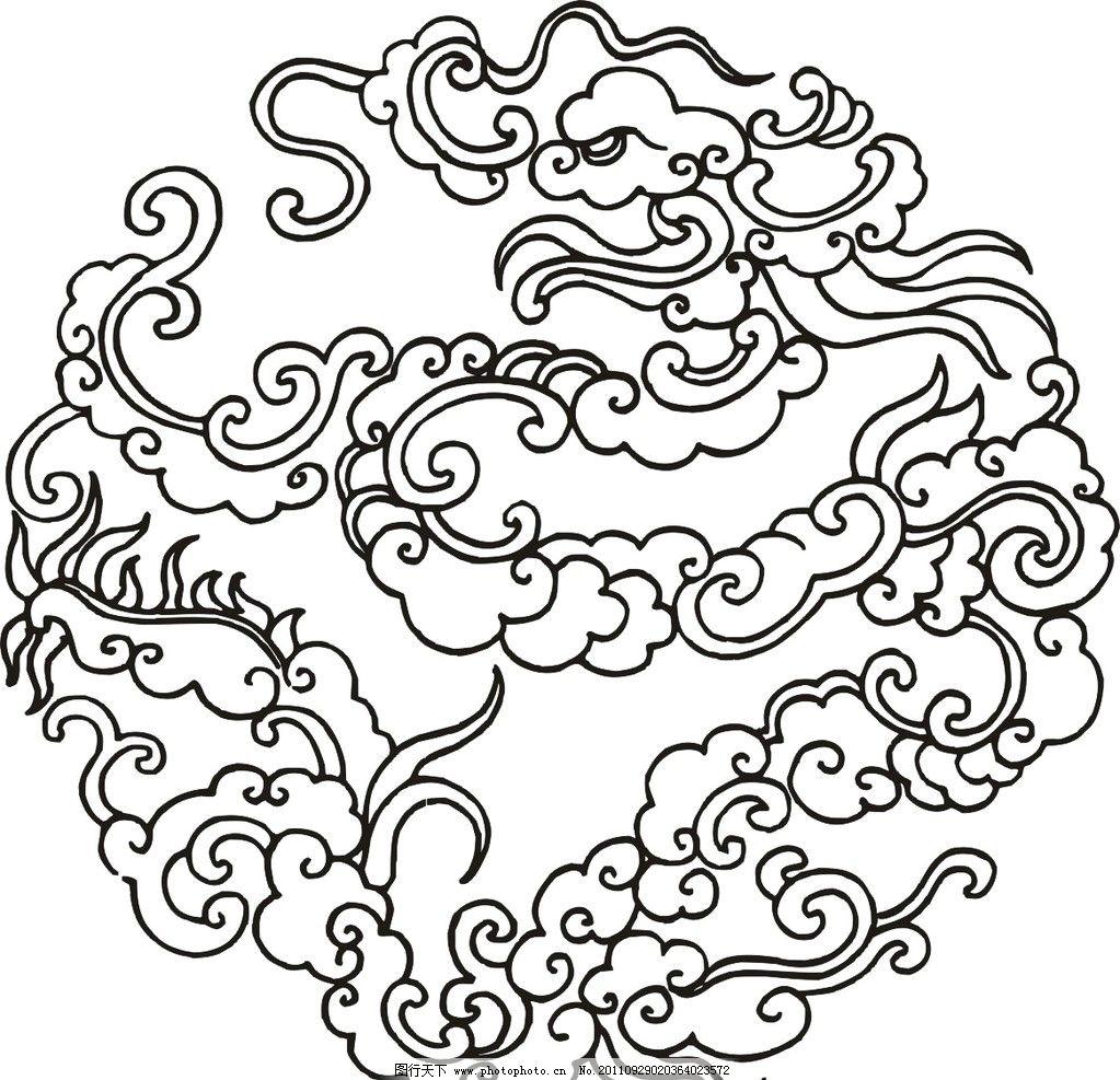 云龙水彩 绘画步骤