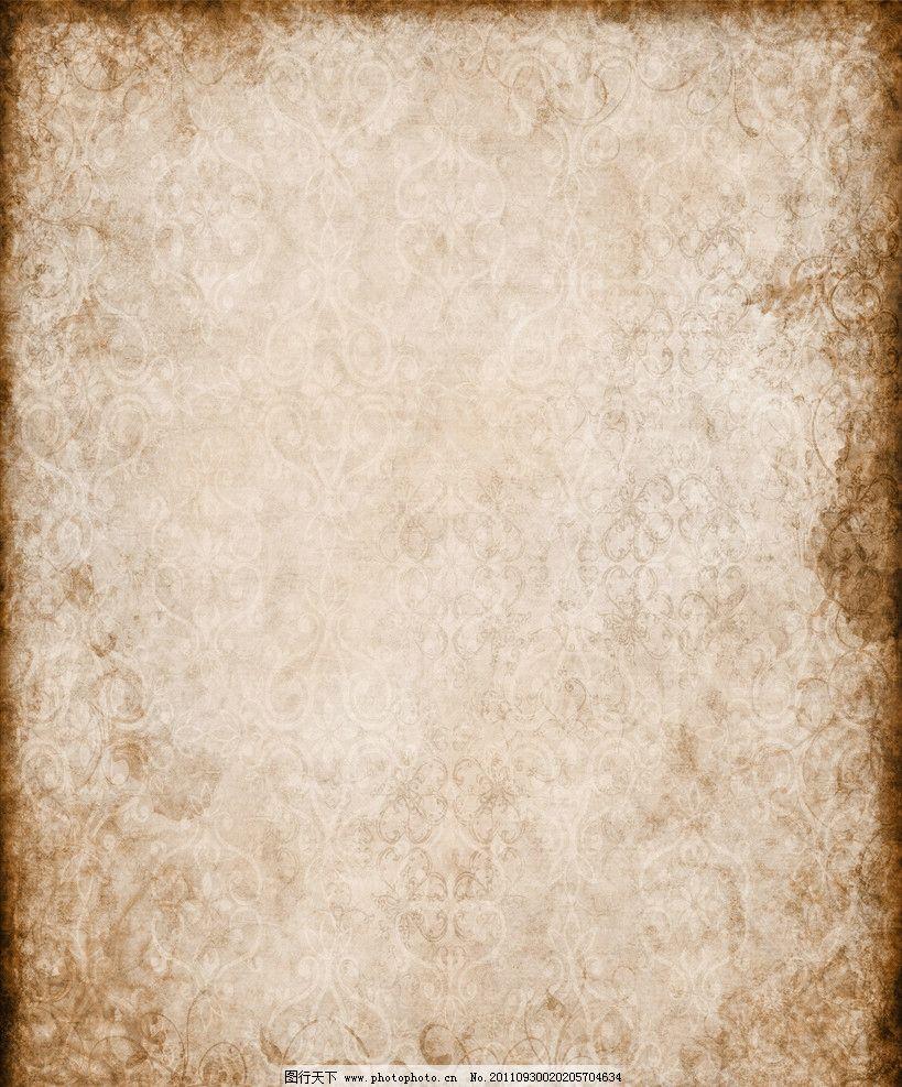 欧式花纹墙纸 复古怀旧背景 花纹 欧式花纹 壁纸 老式花纹 墙纸 背景底纹 破旧 底纹边框 纸 纹理 纹路 肌理 古朴 老旧 质感 墙面 背景 底纹 材质纹理 背景图案 贴图 设计 图案 300DPI JPG